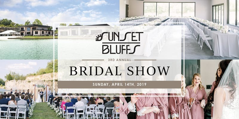 Sunset Bluff 3rd Annual Bridal Show
